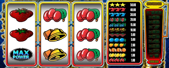 Casino hry a automaty zdarma - Max Power Turbo Gold