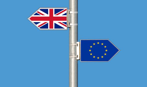Sázky na brexit
