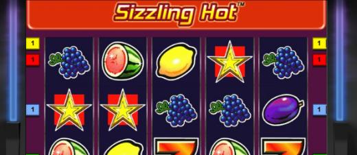 sizzling hot zdarma
