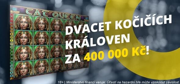 Výhra 400000Kč uFortuny
