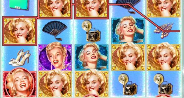 Automat Marilyn Monroe