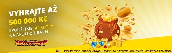 Apollo jackpot uFortuny