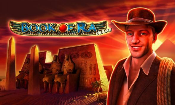 Automat Book of Ra Deluxe