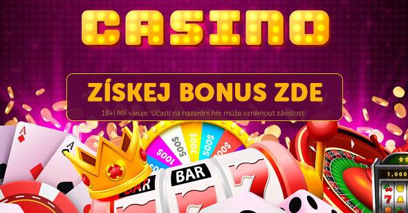 Online casino bonusy